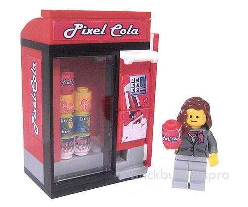 LEGO City Soda Vending Machine, medium, eBricks - Building at your ...